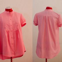 Блуза (розовая)