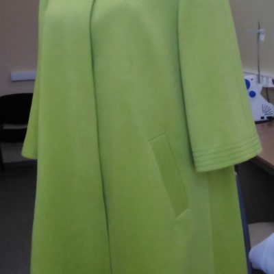 Пальто женское демисезонное из натурального кашемира